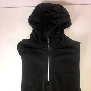 LuLulemon Hoodie Black - Size Large